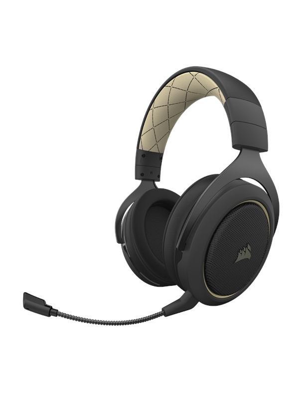 Billede af Corsair HS70 PRO Wireless Gaming Headset - Cream