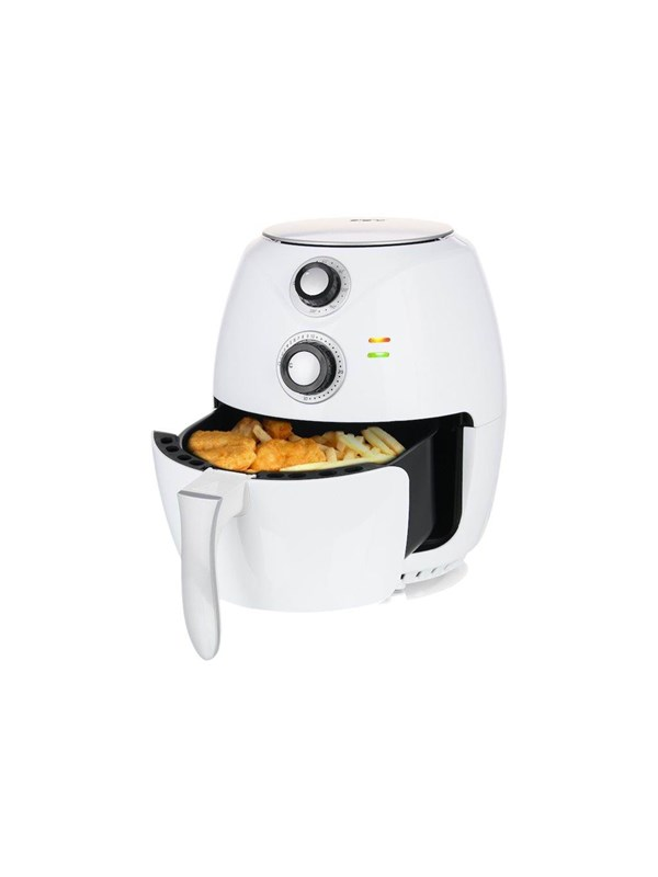 Image of   Emerio AF-112828.3 - hot air fryer - white