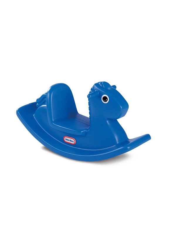 Image of   Little Tikes Rocking Horse - Blue 1-pack