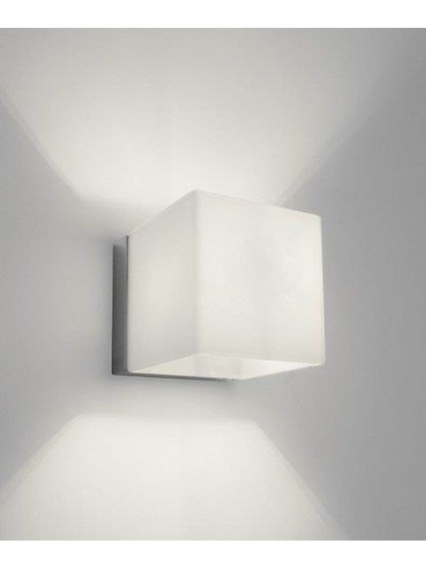 Image of   Philips Homroo wall lamp nickel 1x60W 230V