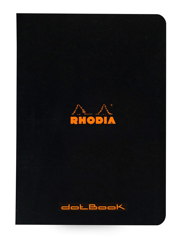 Image of   Clairefontaine RHODIA. STAPLED BOOK A5 DOT notebook 48 pages