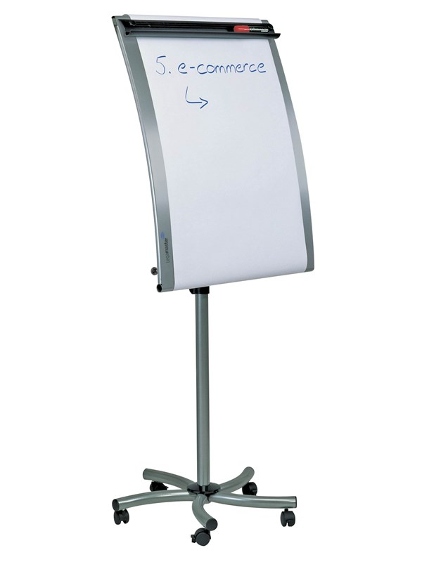 Image of   Legamaster FLIPCHART SILVERTEC 1510 with a high quality coating ajustable height ergonomic design