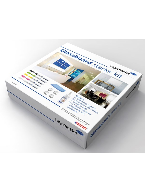 Image of   Legamaster Glasboard Starter Kit