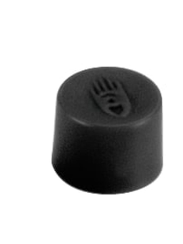 Image of   Legamaster MAGNET 10MM - 1810 box of 10 black magnets for Whiteboard