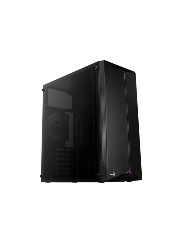 Image of   AeroCool Split - mid tower - ATX - Kabinet - Miditower - Sort