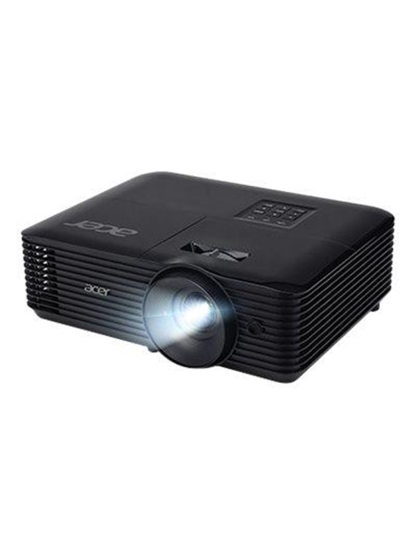 Image of   Acer Projektor X1326AWH - DLP projector - portable - 3D - 1280 x 800 - 4000 ANSI lumens