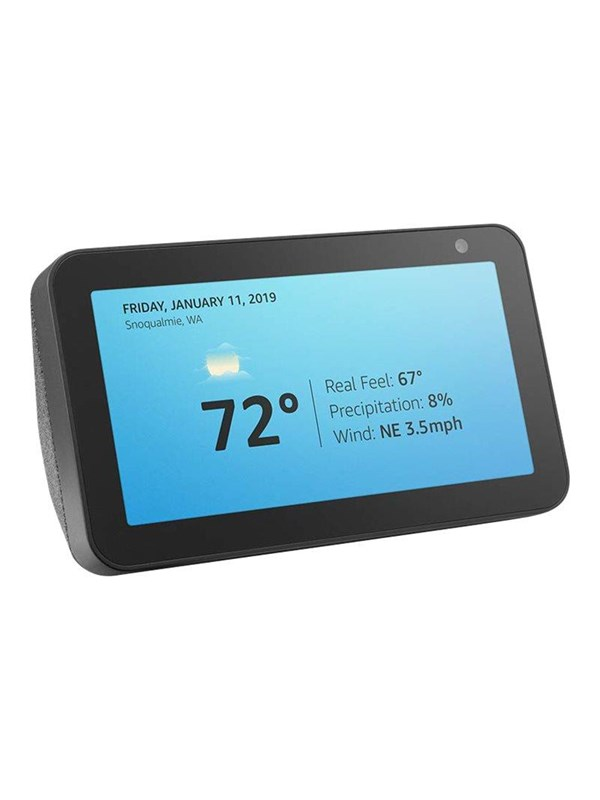 Image of   Amazon Echo Show 5 - Black