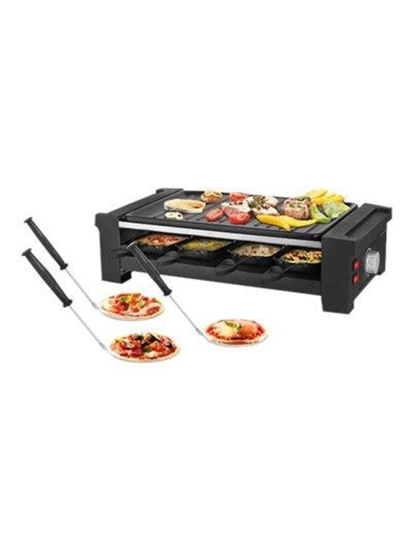Image of   Emerio RG-121295 - raclette/grill - black