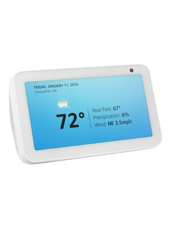 Image of   Amazon Echo Show 5 - White