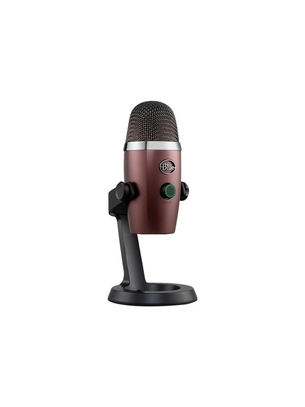 Image of   Blue Mic Yeti Nano - Red Onyx