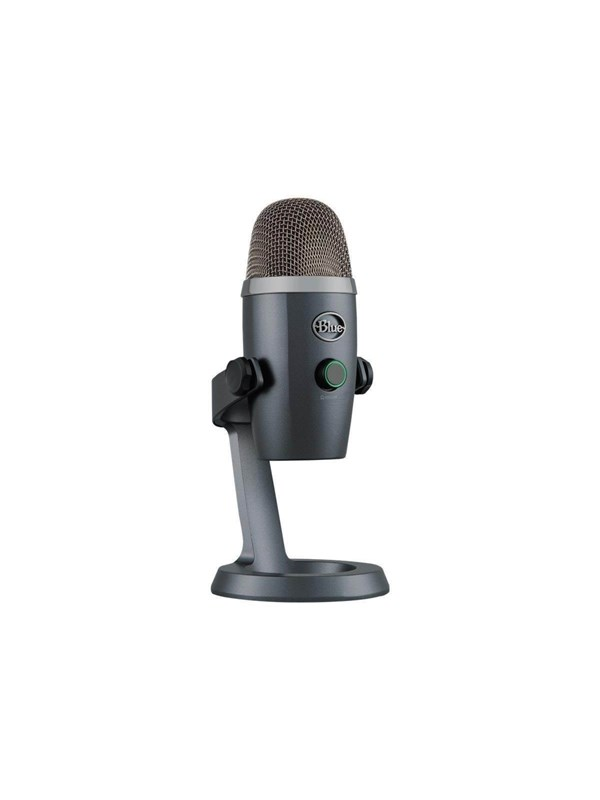 Image of   Blue Mic Yeti Nano - Shadow Grey