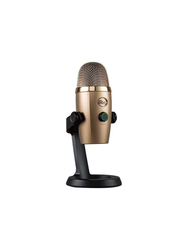 Image of   Blue Mic Yeti Nano - Cubano Gold