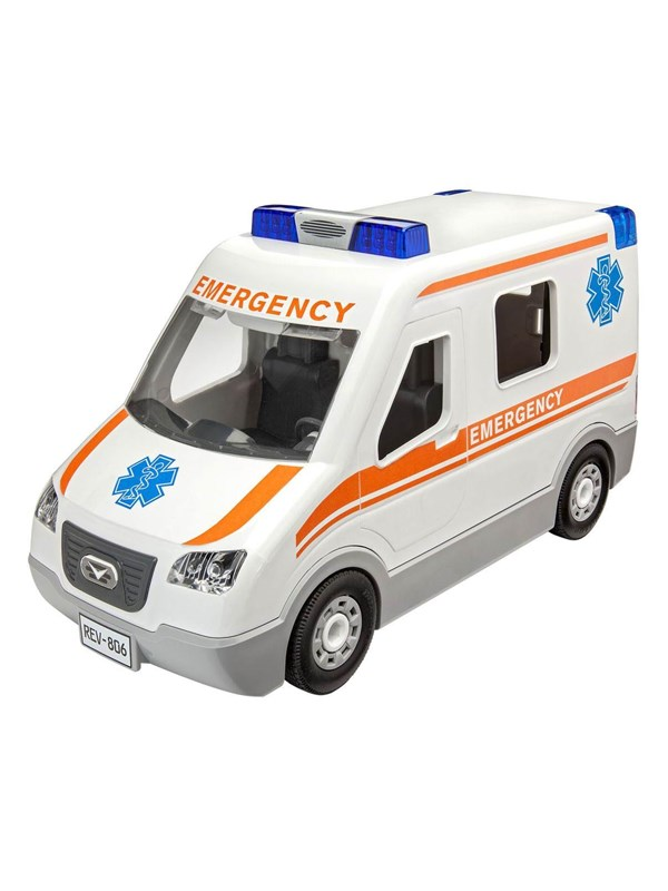 Image of   Revell Junior Kit - Ambulance