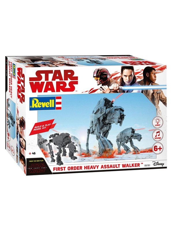 Image of   Revell First Order Heavy Assault Walker