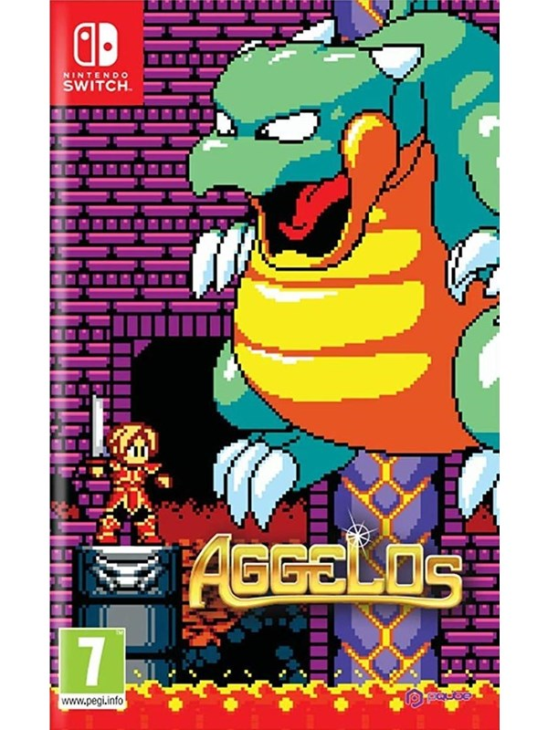 Image of   Aggelos - Nintendo Switch - Platformer