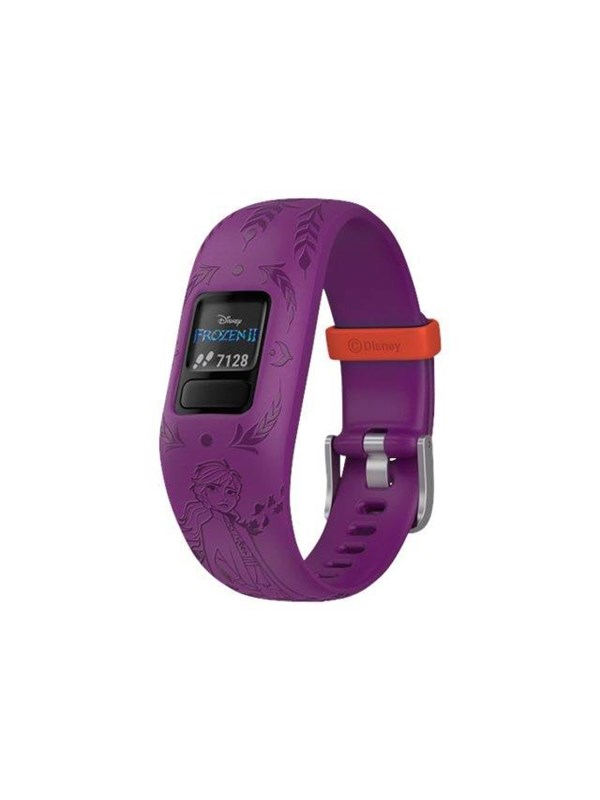 Image of   Garmin vívofit jr 2 Disney Frozen 2 Anna activity tracker with band