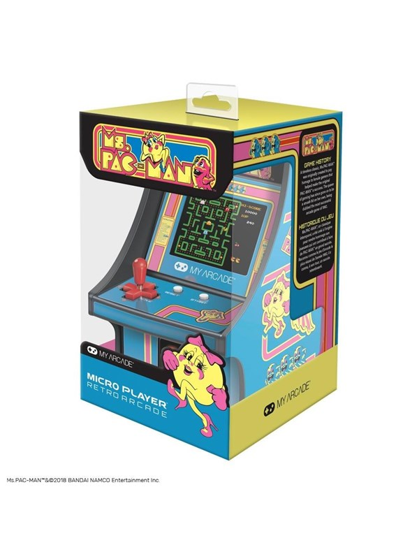 Image of   dreamGEAR Micro Player MS.PACMAN