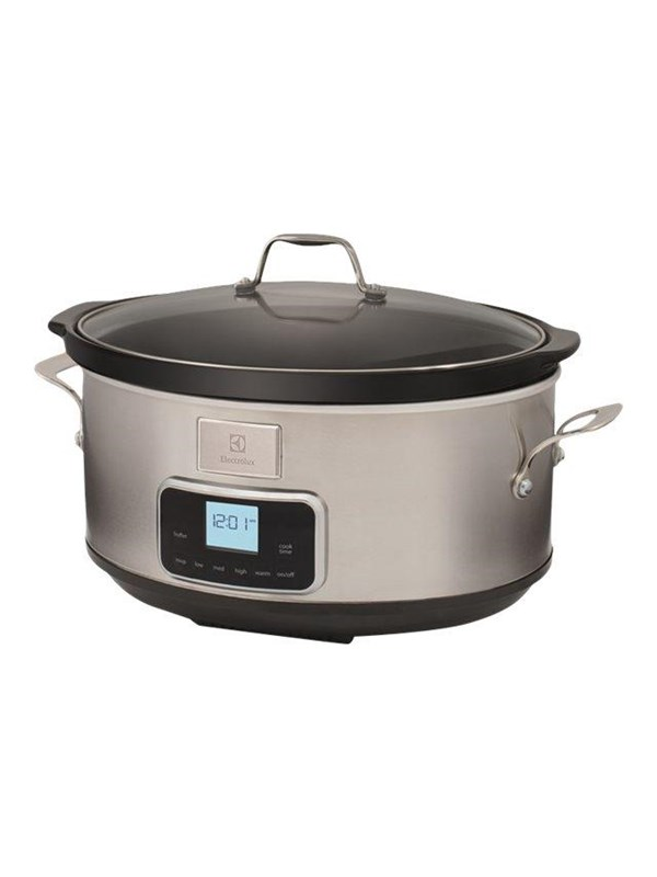 Image of   Electrolux ESC7400 - slow cooker - stainless steel