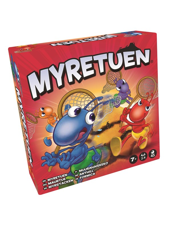 Game Play Myretuen (Nordic)