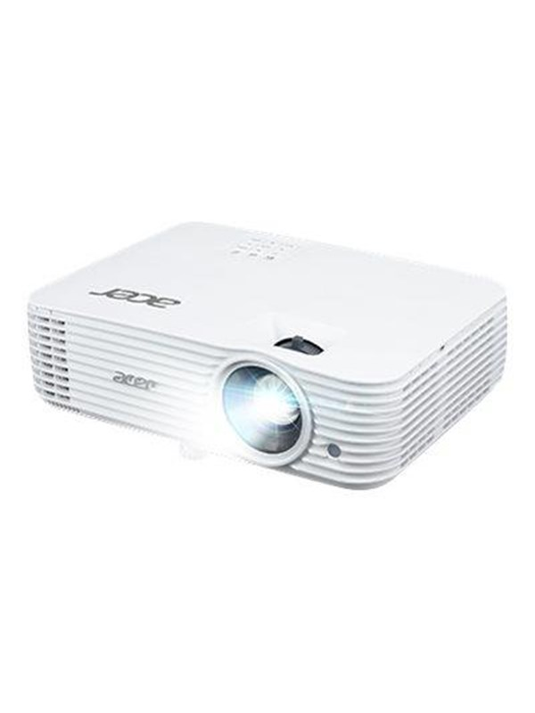 Image of   Acer Projektor X1626AH - DLP projector - portable - 3D - 1920 x 1200 - 4000 ANSI lumens