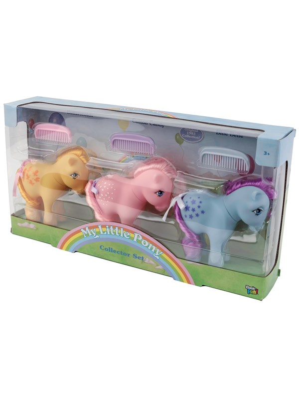 My Little Pony Collector Pony 3 pack