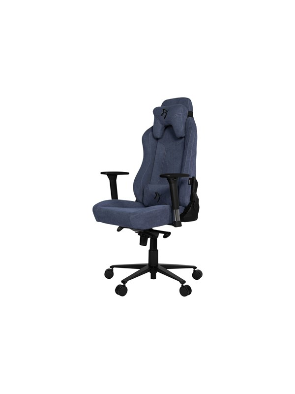 Image of   Arozzi Vernazza Soft Fabric - chair Kontor Stol - Metal - Op til 140 kg