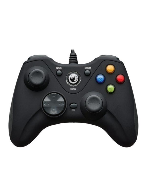Image of   BigBen Interactive Nacon Wired Controller - Black - Gamepad - PC