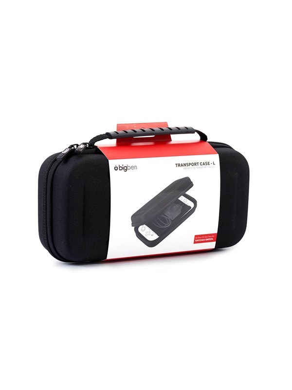 Image of   BigBen Interactive Switch Carrying Case Rigid - Large