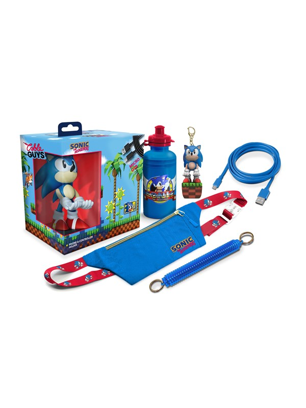 Image of   Exquisite Gaming - Sonic The Hedgehog Incl. Cable Guys Big Box - Andre -