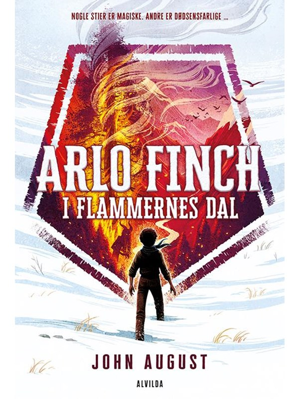 Image of   Arlo Finch i flammernes dal (1)