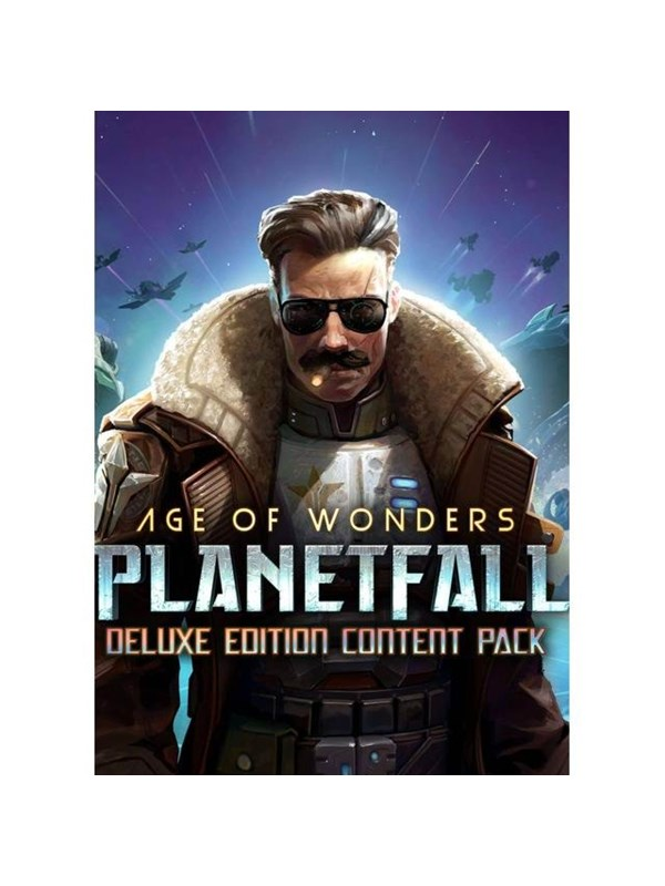 Image of   Age of Wonders: Planetfall - Deluxe Edition Content Pack - Windows - Strategi