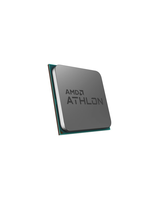 Image of   AMD Athlon 3000G - Tray CPU - 2 kerner 3.5 GHz - AMD AM4 - Bulk (ingen køler)