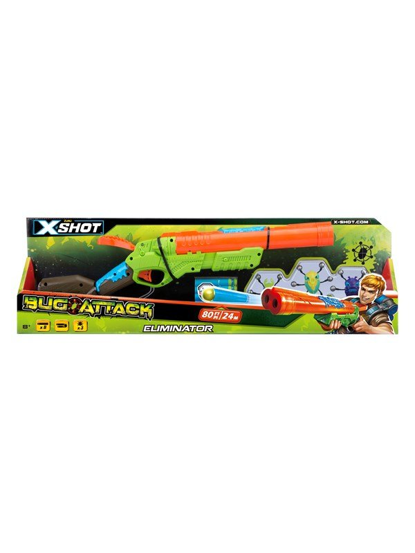 Image of   X shot bug attack eliminator