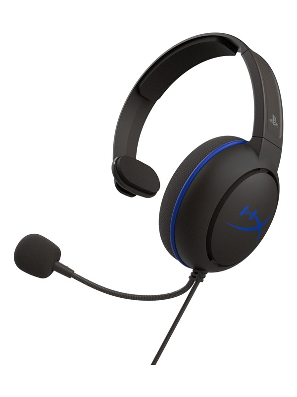 Kingston HyperX Cloud Chat Headset PS4 licensed
