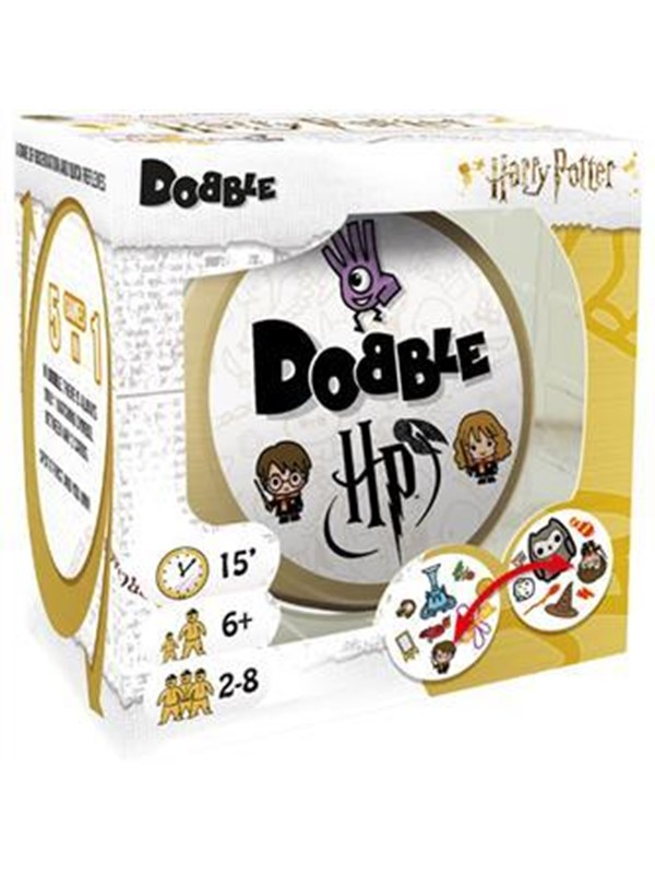 Image of   Asmodee Dobble Harry Potter Nordic
