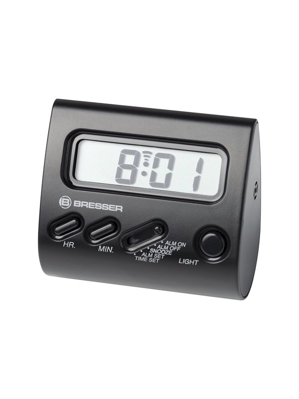 Image of   Bresser Optics Bresser YO-YO - alarm clock - black