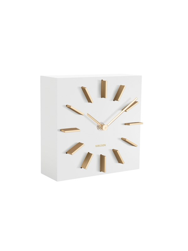 Image of   Columbine Table clock Discreet