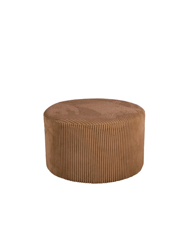 Image of   Columbine Pouf Glam small