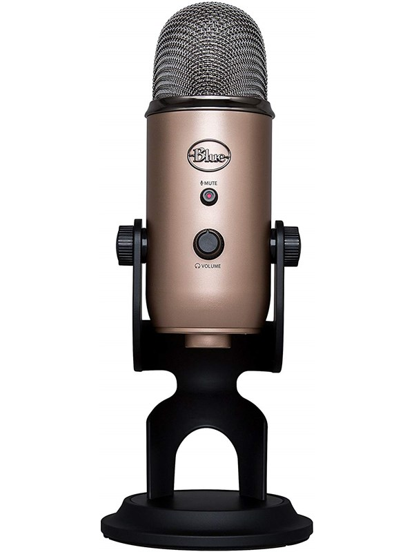 Image of   Blue Mic Yeti USB - Aztec Copper