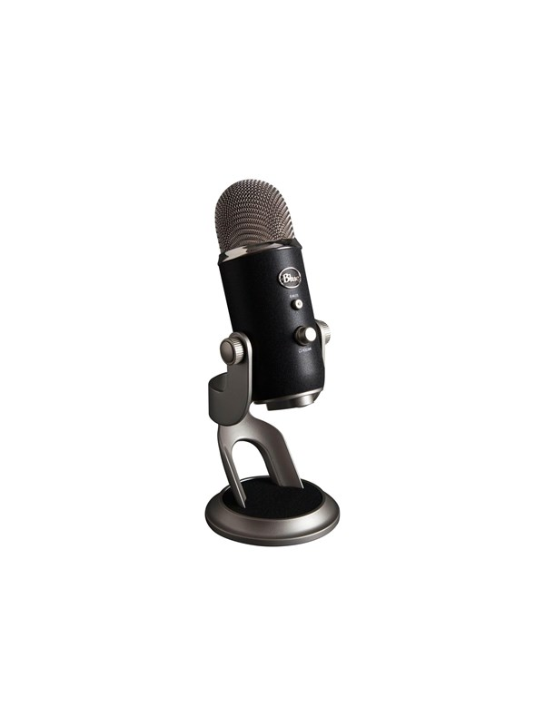 Image of   Blue Mic Yeti Pro - USB & XLR - Black