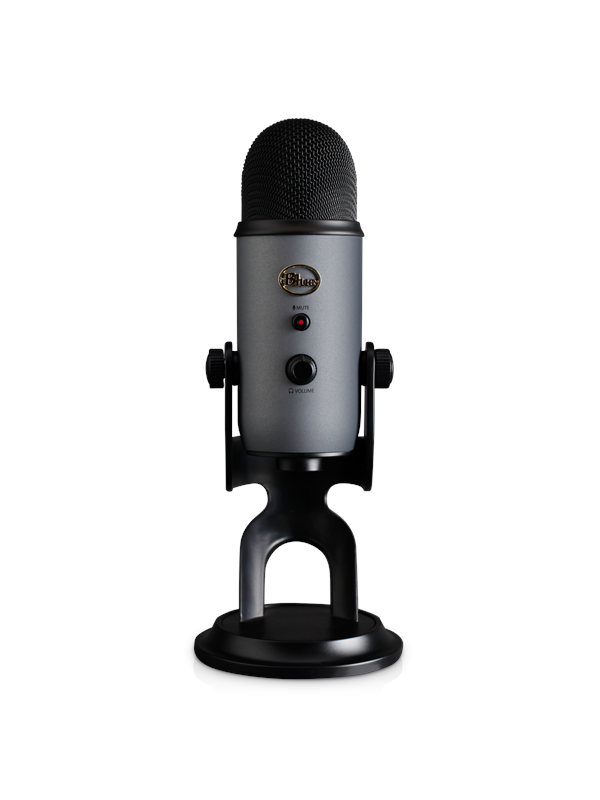 Image of   Blue Mic Yeti USB - Slate