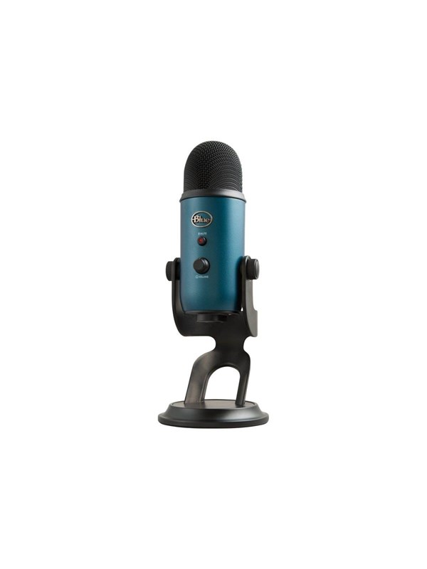 Image of   Blue Mic Yeti USB - Teal Black