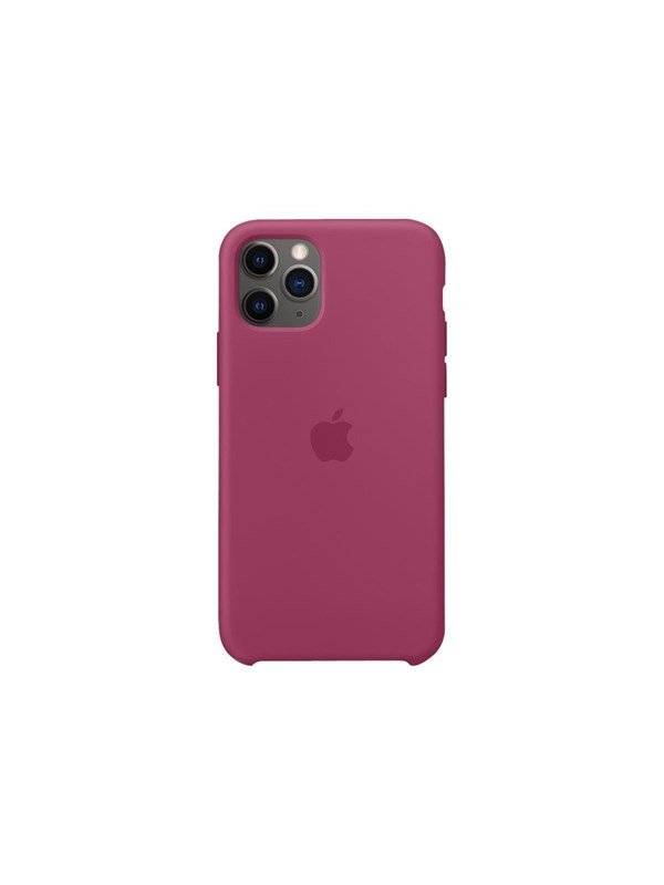 Image of   Apple iPhone 11 Pro SIL Case Pomegranate