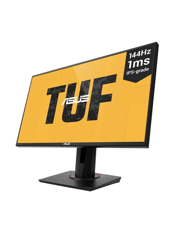 ASUS 25″ Skærm TUF Gaming VG259Q – Sort – 1 ms AMD FreeSync