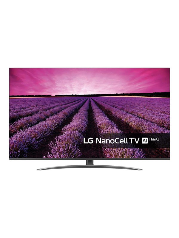 "Image of   LG 55"" Fladskærms TV 55SM8200 - LED - 4K -"