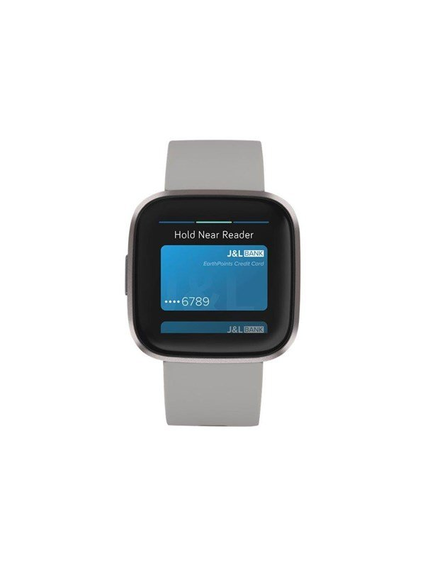Image of   Fitbit Versa 2 mist grey