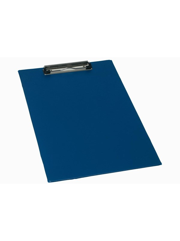 Image of   Bantex Clipboard, Wireclips, Blå