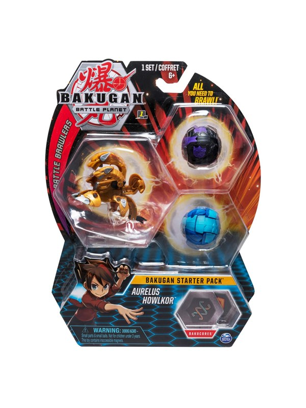 Image of   Bakugan Starter Pack