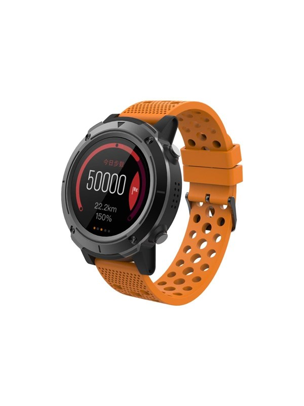 Image of   DENVER SW-510 smart watch with band - orange