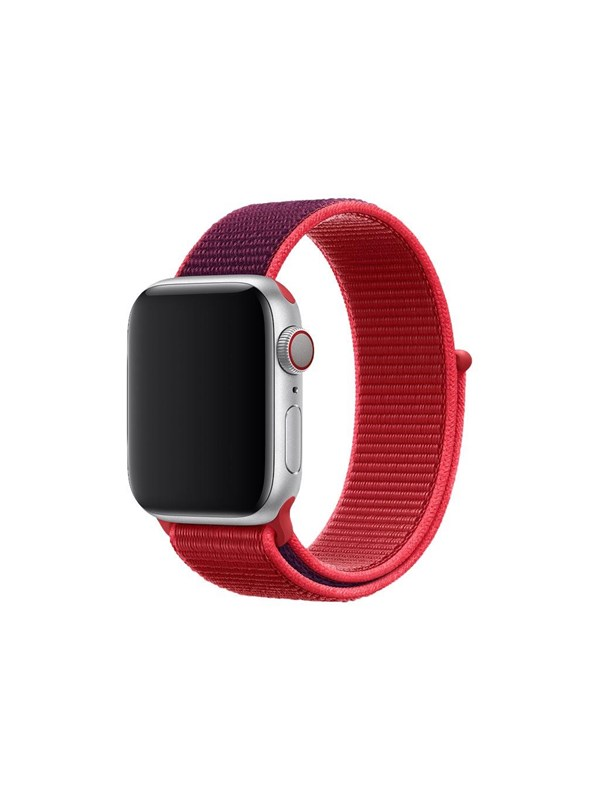Image of   Apple Demo/Band 40mm Product Red Sport Loop